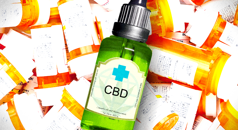 CBD for opioid addiction