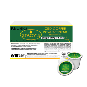 Buy CBD Coffee Online to Get a Daily Dose of CBD